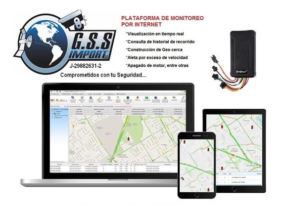 Gps Tracker 4g Sistema Rastreo Satelital Vehiculos Monitoreo