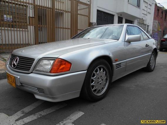 Mercedes Benz Clase Sl 500sl