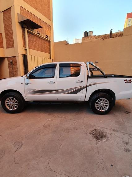 Toyota Hilux 2.5 Cd Dx Pack I 120cv 4x4 2011