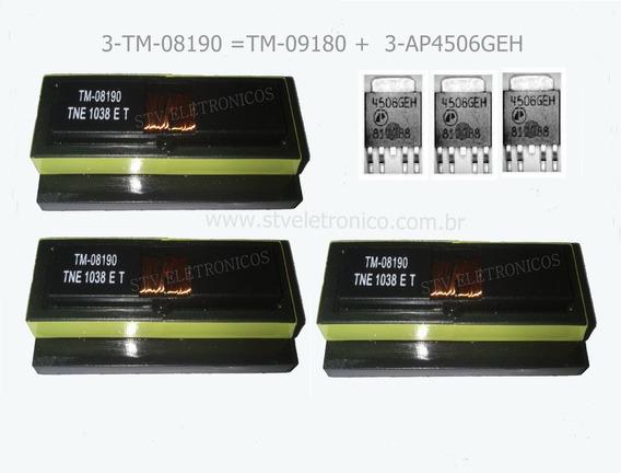 Transformador Inguzido Tm08190 = Tm 09180 + Ap4506 Samsung