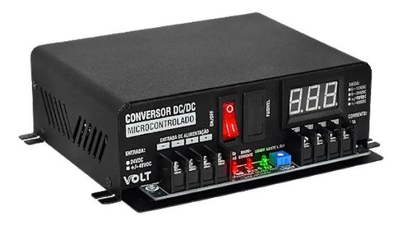 Conversor Dc/dc Microcontrolado Isolado