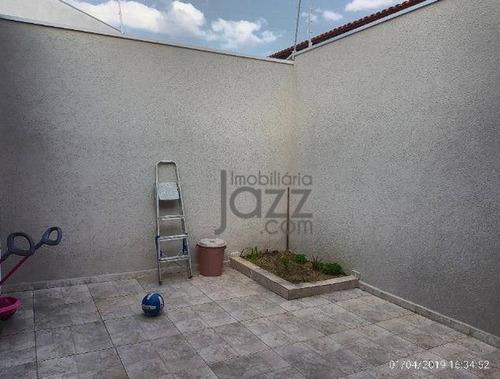 Casa Com 3 Dormitórios À Venda, 165 M² Por R$ 650.000 - Jardim Aliança - Campinas/sp - Ca6537