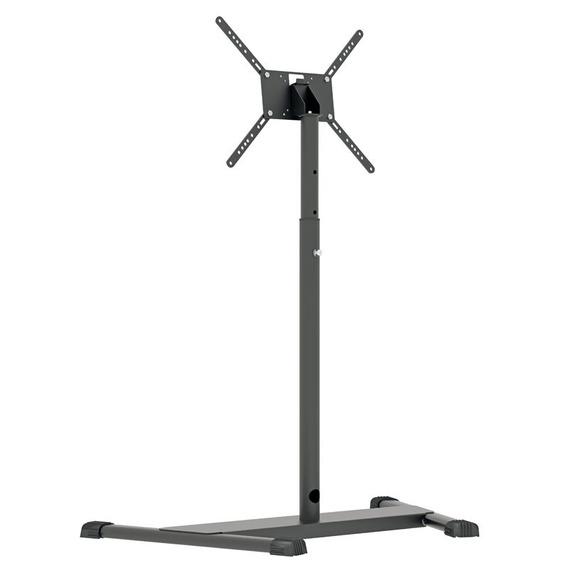Pedestal De Chão Para Tv Com Ajuste De Altura
