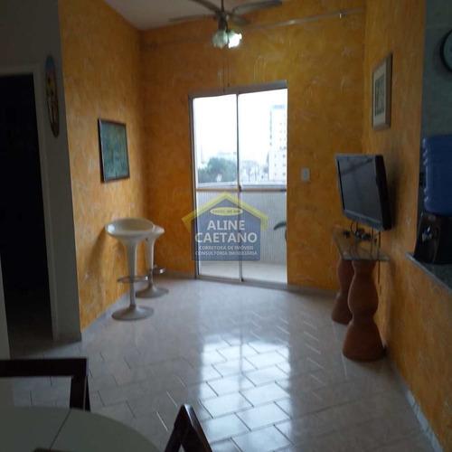 Apto - 2 Dorms, Caiçara, Praia Grande - R$ 225 Mil - Vact939