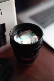 Rokinon 85mm T1.5 Cine Sony Emount