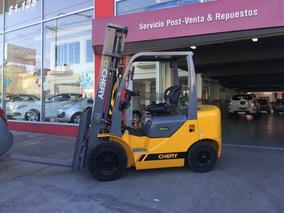 Autoelevadores Chery Zoomlion Diesel 2500 Tn