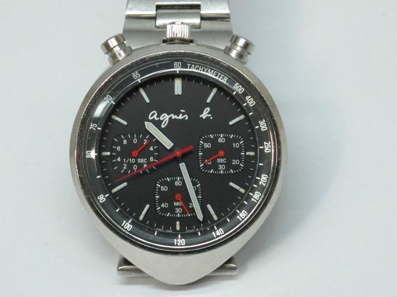 Relógio Quartz Cronômetro Cabeça De Touro Da Seiko Watch.