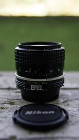 Nikon 35mm F/2 Ais Impecável!!!