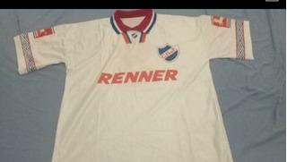 Camisa Time Naciona Do Uruguai 1996