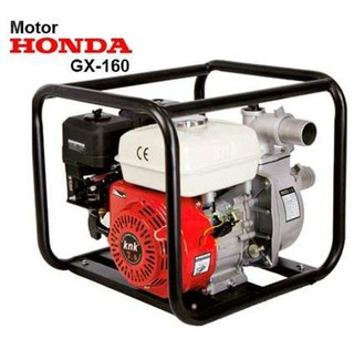 Bomba De Agua A Gasolina Koshin Honda Original Gx160 5,5hp