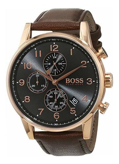 Relógio Masculino Hugo Boss Navigator 1513496 Completo