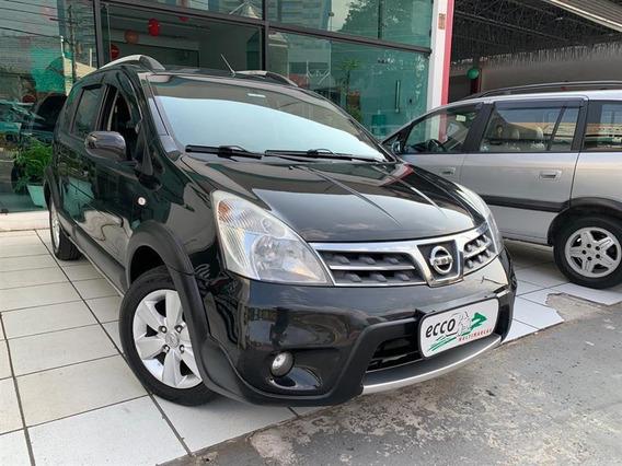 Nissan Livina X-gear Sl 1.8 16v (flex) (aut) Flex Automáti