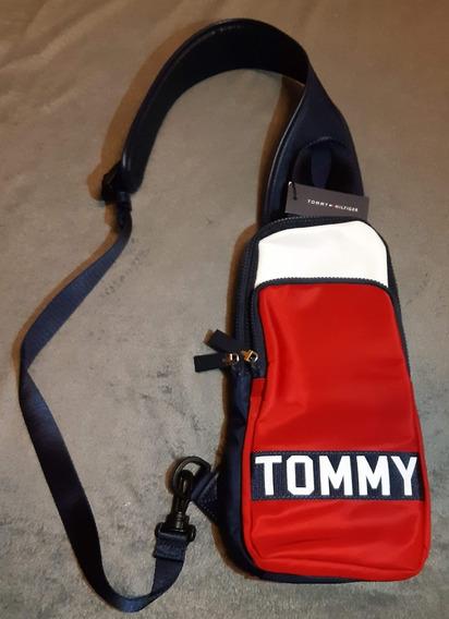Bolso Cross-body Tommy Hilfiger 100% Original