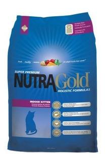 Nutra Gold Gatitos Indoor 3kg