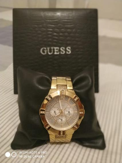 Relógio Guess Feminino Original Modelo U13576l1