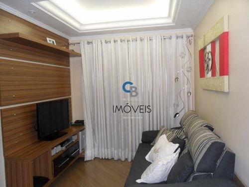 Imagem 1 de 18 de Apartamento Residencial À Venda, Vila Ema, São Paulo. - Ap2330