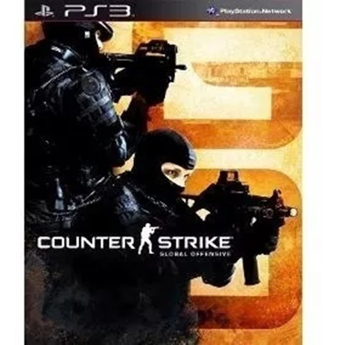 Counter Strike Cs Go Ps3 Psn Envio Hoje