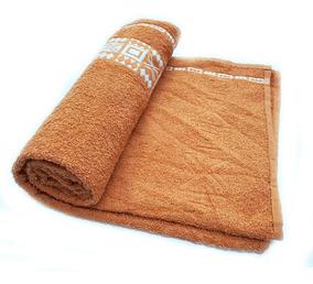 Toalha De Banho Nomade ? Cor Laranja 75cm X 1,40m