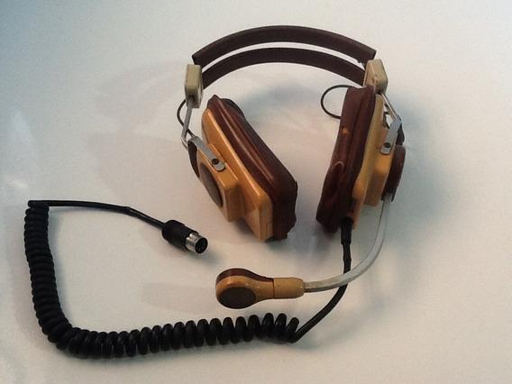 Fone De Ouvido Anos 70 Telex..