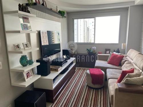 Apartamento  Moema , 3 Dormitórios 105m2 - Cf66735