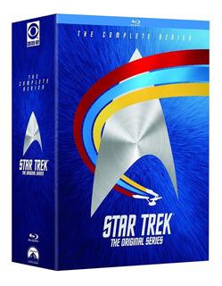 Blu-ray Star Trek La Serie Original Completa / 3 Temporadas