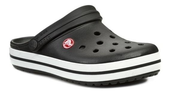 Crocs Originales Sandalias Suecos Crocband Hombre - Mujer Unisex