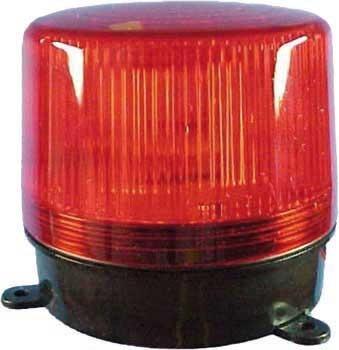 Giroflex 24v 200ma 10,0x7,8cm Aprox Cor Vermelho