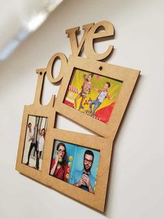 Portaretrato Love Triple