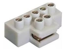Kit 5 Conectores De Derivação 5mm