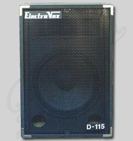 Par Bafles Electrovox 200w Rms 15 PuLG Excelentes (los Dos)