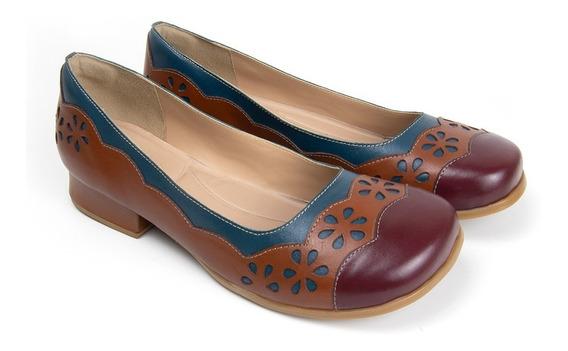 Sapato Feminino Lis Bela 3203