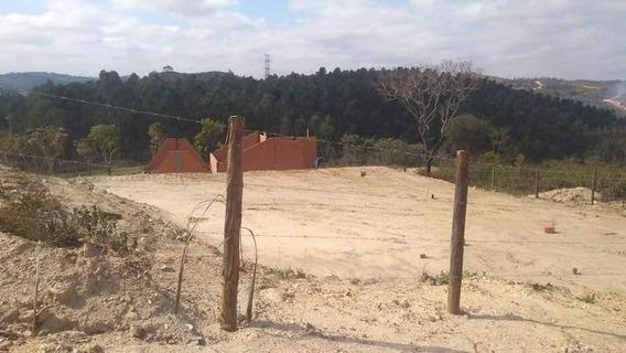 Terreno Em Mairinque - Sp, Próximo A Dona Catarina