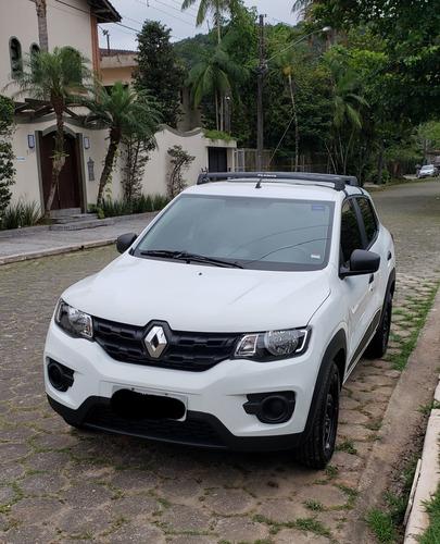 Imagem 1 de 4 de Renault Kwid 2020 1.0 12v Zen Sce 5p