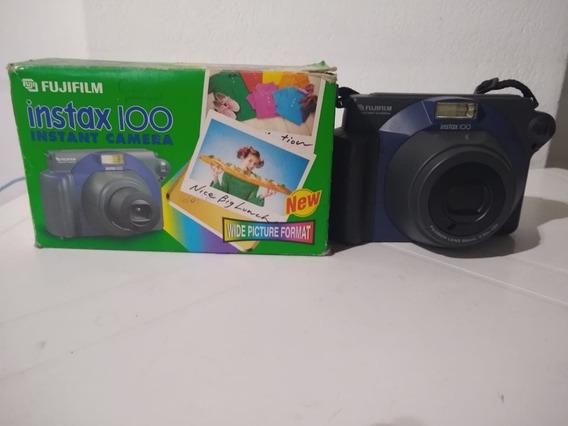 Câmera Instantânea Fujifilm Intax 100