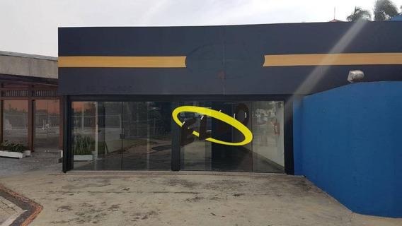 Salão Para Alugar, 100 M² Por R$ 4.500,00/mês - Vila Santo Antônio - Cotia/sp - Sl0151
