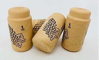Omni Cork Corchos De Vino, Nuevo 8 Sintético