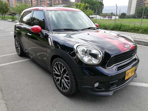 Mini Cooper Jhon Cooper Works Countryman 2014 Con 39.800kms