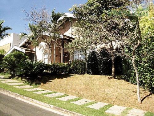 Casa Com 4 Dormitórios À Venda, 500 M² Por R$ 2.190.000,00 - Condomínio Moinho Do Vento - Valinhos/sp - Ca0174