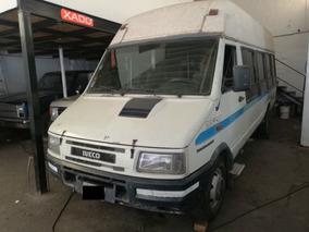 Iveco Daily 3.0 45.10 Minibus 15+1 Aa 1999