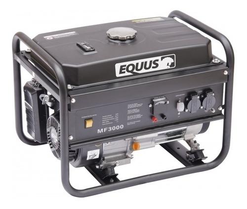 Generador Equus A Nafta 3300w Premium