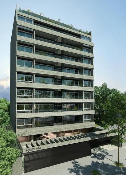 Departamento En Venta, Morón, Un Ambiente Con Balcón- Excelente Proyecto.