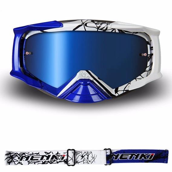 Antiparra Nenki Nk-1020 Azul/negro