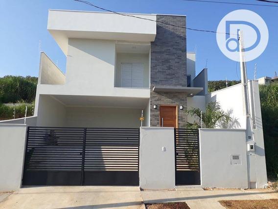 Casa Com 2 Dormitórios À Venda, 160 M² Por R$ 690.000 - Jardim Das Videiras - Vinhedo/sp - Ca3667