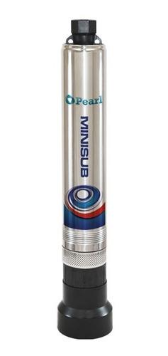 Bomba De Agua Sumergible Multietapa 3/4hp 110v Monofásica