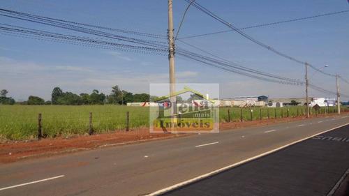 Área  Comercial À Venda, Jardim Planalto, Nova Odessa. - Ar0075