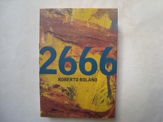Livro 2666 - Roberto Bolaño