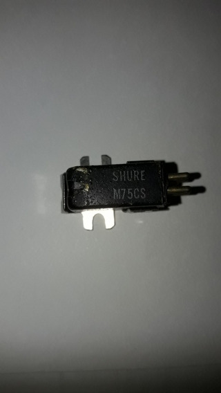Capsula Shure M75cs . Magnetica