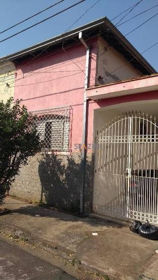 Casa Residencial À Venda, Centro, Rio Claro. - Ca0138