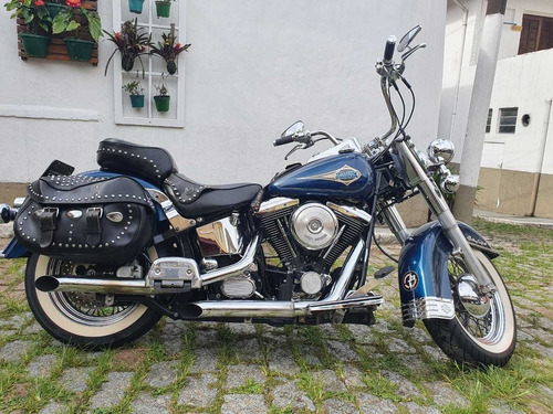 Harley Davidson Heritage Motor Evo