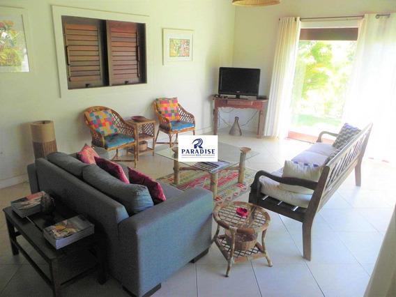 Casa Com 3/4 Cond.quinta Das Lagoas-itacimirim-r$700 Mil - V68402